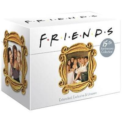 """Friends Complete Series Collection 1-10 Dvd Box Set 40 Discs R4 """"New&Sealed"""""""
