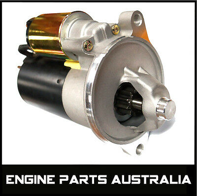 Hi Torque Starter Motor Ford 289 302 351 Cleveland Windsor V8 - Suit Manual