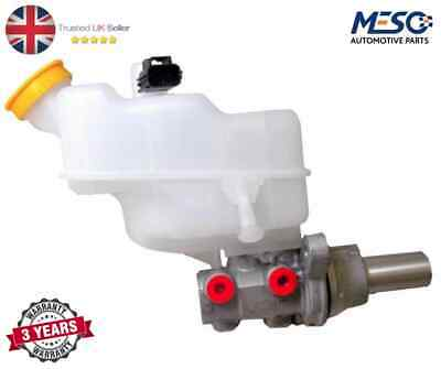 Brake Master Cylinder Ford Transit 2006-2011 Mk7 With Abs