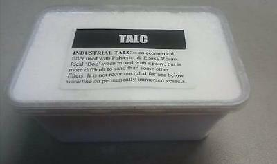 Talc - Filler for Polyester & Epoxy Resins 1 Lt (FREE FREIGHT)