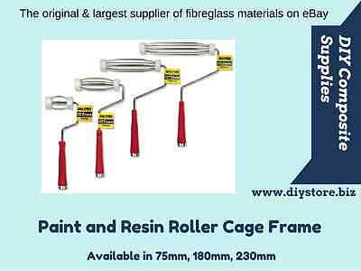 1 x Paint and Resin Roller Cage Frame (FREE FREIGHT) choose size when purchasing