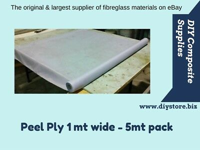 Peel Ply 1.2mtr. wide - 5mtr pack (FREE FREIGHT)