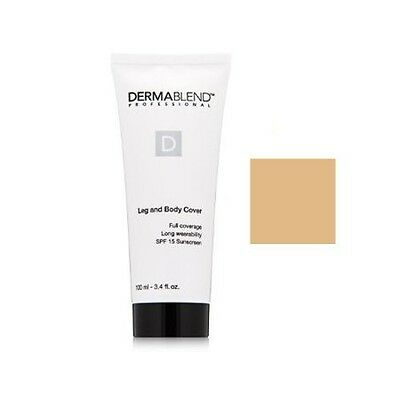 Dermablend Leg & Body Cover Caramel 3.4oz