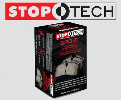 FRONT SET Stoptech Street Performance Disc Brake Pads High Friction 309.09690
