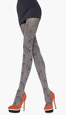 SALE !!!! Tights Fiore Patterned 3D Microfibre Tights 60 Denier