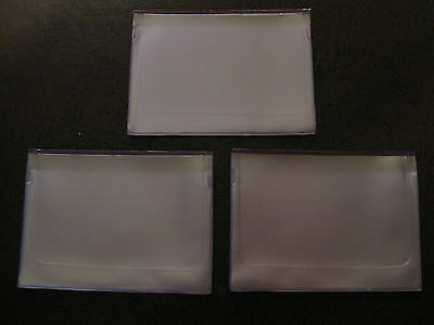 3 - Trifold Wallet Inserts