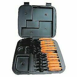 Lang 3495 12 Piece Combination Internal External Snap Ring Pliers Set