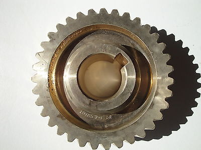 Brass Worm Gear 101669-1 DR  NEW