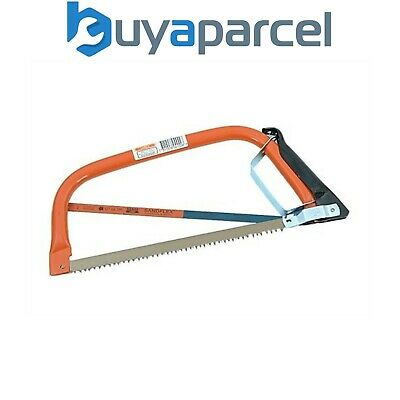 Bahco 9-12-51/3806-Kp Pruning Bowsaw with Extra Blade 12IN 300mm Bow saw Hacksaw