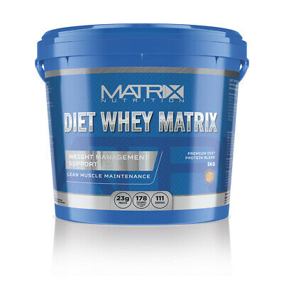 Diet Powder - Weight Loss Meal Replacement | All Flavour | All Sizes | Matrix