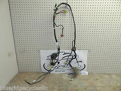 01-03 Honda Reflex 250 Engine Wiring Harness Wire Main Loom Motor