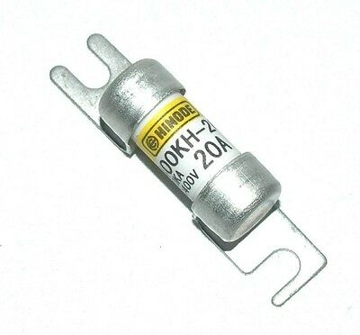 Hinode 400KH-20UL Fuse 20A 400V NEW fast acting UL-approved [PZ3]