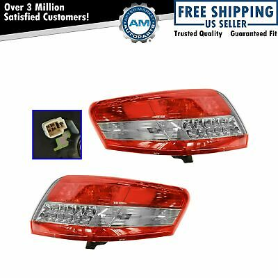 Multiple Manufacturers TO2804106C OE Replacement Tail Light Assembly TOYOTA CAMRY 2010-2011 Partslink TO2804106