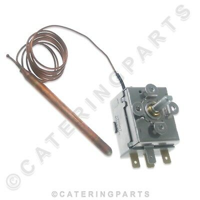 IMIT TR2 9325 SINGLE PHASE THERMOSTAT 120 DEG C 15A/6A 120C 250V 6.5mm x 90mm
