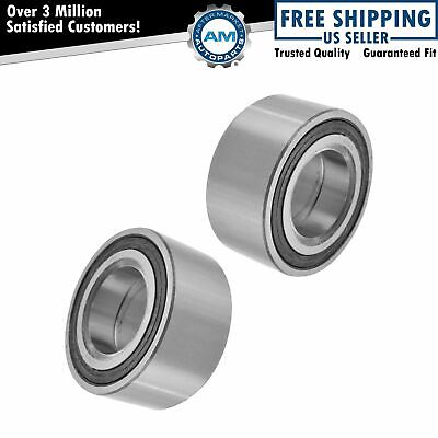 Front Wheel Hub Bearing Pair Set for Toyota Echo Scion xA xB