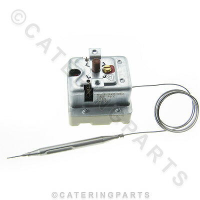 TS49 HIGH LIMIT 3 THREE PHASE SAFETY HIGH CUT OFF THERMOSTAT 230-C 20a FOR FRYER