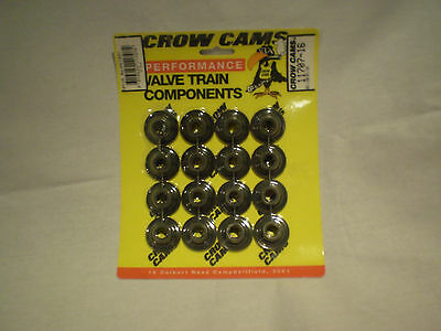 Crow Cams High Performance Valve spring retainers Chev 350 Holden 304 308