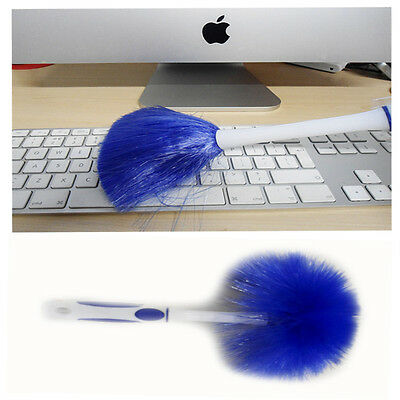 Desktop Duster Clean Brush Anti Static Screen Keyboard Computer Soft Cleaning