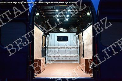 RENAULT MASTER LED Light Kit, Van Lighting, Loading Area Lights, Interior Lights
