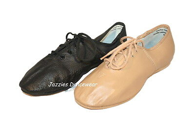 CLEARANCE - Child Full Sole Jazz Shoes - Great for Dance Choir Chorus Band NEW