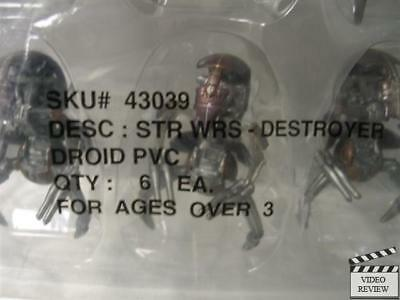 Destroyer Droid figurine, one figurine from NEW SEALED pack, Episode I, Applause