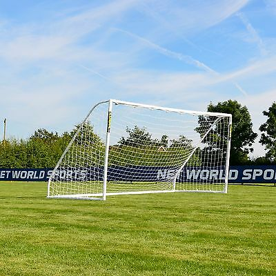 Soccer Goal & Net - 16'x7' FORZA MATCH Goal [for teens and adults]