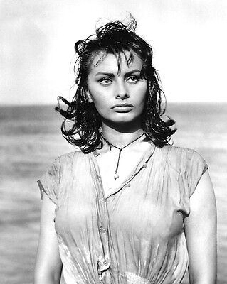 Sophia Loren 03  Photo Print