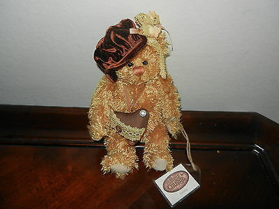 Ganz Cottage Collectibles Teddy Bear ~ Cinnamon ~ with Tags