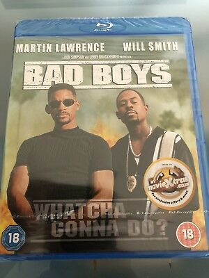Bad Boys****Blu-Ray****Region B****New & Sealed