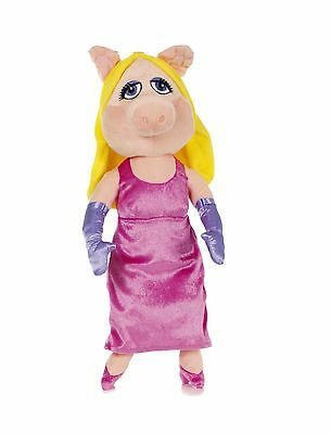 """New Official 15"""" Miss Piggy Plush Soft Toy Teddy From The Muppets Miss Piggy"""
