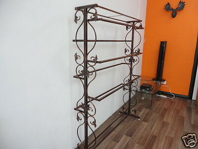Iron Lingerie Underwear Baby Clothes Rack Rail Stand Display Fashion Shop BRS