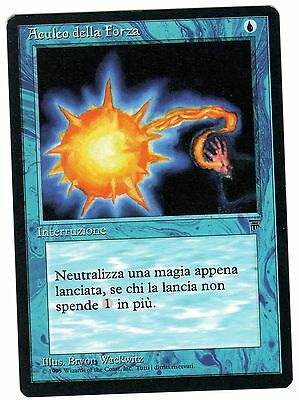 Aculeo della Forza - Force Spike 1x (ITALIAN LEGENDS - Leggende) carte Magic EXC