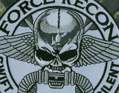 KILLER ELITE USMC GHOST FORCE RECON PATCH: MARFORLANT Marine Forces Atlantic a
