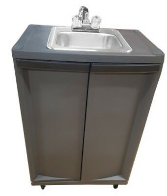 Single Compartment Self Contained Portale Sink - PSE-2001 (Monsam Portable Sink)