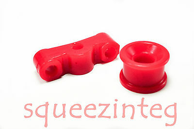 Energy Suspension Shifter Bushing B Series Honda Acura  Civic Integra  Dohc Red