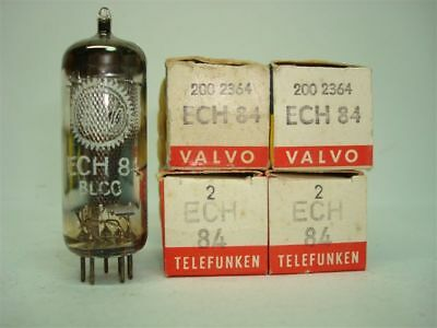 Ech84 Tube. Nos & Nib. Mixed Brand. Rc166