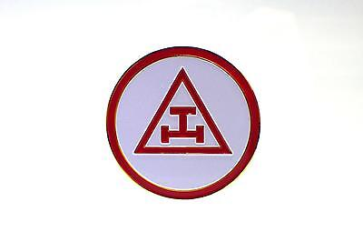 Royal Arch York Rite Masonic Car Bumper Sticker