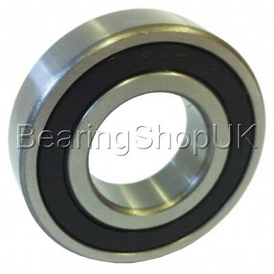 6001-2RS Metric Ball Bearing
