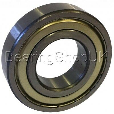 6303-Z Metric Ball Bearing