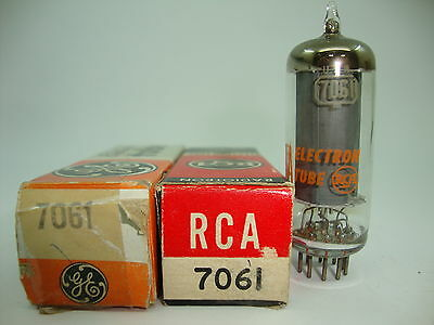 7061 Tube.  Mixed Brand Tube. Nos & Nib. Rc61.
