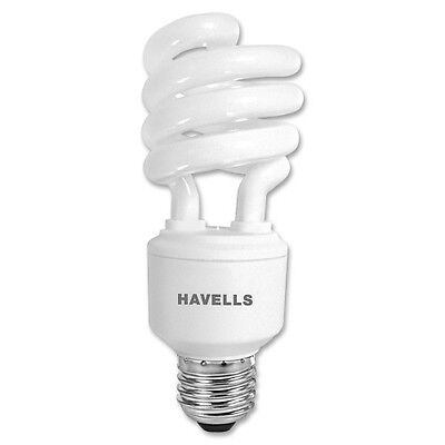 Havells Fluorescent Bulb 20MLS/T3/841 - SLT26160 - 2 Item Bundle