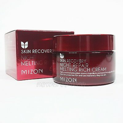 MIZON Night Repair Melting Rich Cream 50ml Anti-aging Whitening