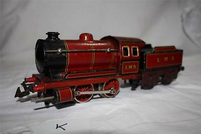 O GAUGE  bing loco tender 3 rail electric [k2298]