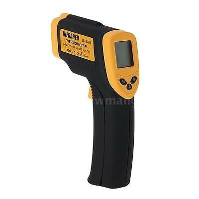 DT8380 NonContact IR Infrared Thermometer Gun Laser Digital Temperature Handheld