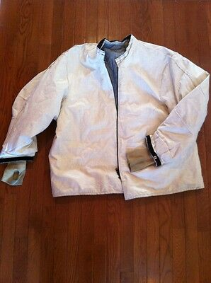 LION JANESVILLE Firefighter Proximity Jacket Shell C2D7CMDA-90 54R Exc. Turnout