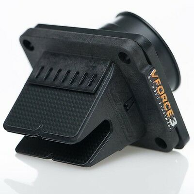 2002-2015 Yamaha YZ85 V-Force 3i Reed Cage/Block With Boot And Carbon Petals