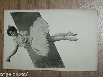 Antique Ballet Girl Post Card Series No. 7  Lot C