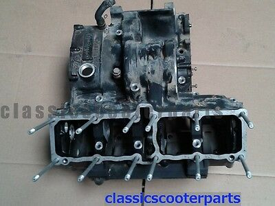 Yamaha 1986 FZX700 FAZER engine block blocks case cases complete y86-fzx700-001