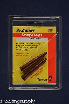 A-Zoom Snap Caps for 30/30 Winchester Azoom New in Package #12229