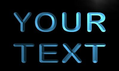 tm ADV PRO Custom Neon Light Sign Order (Design your own sign with TEXT)